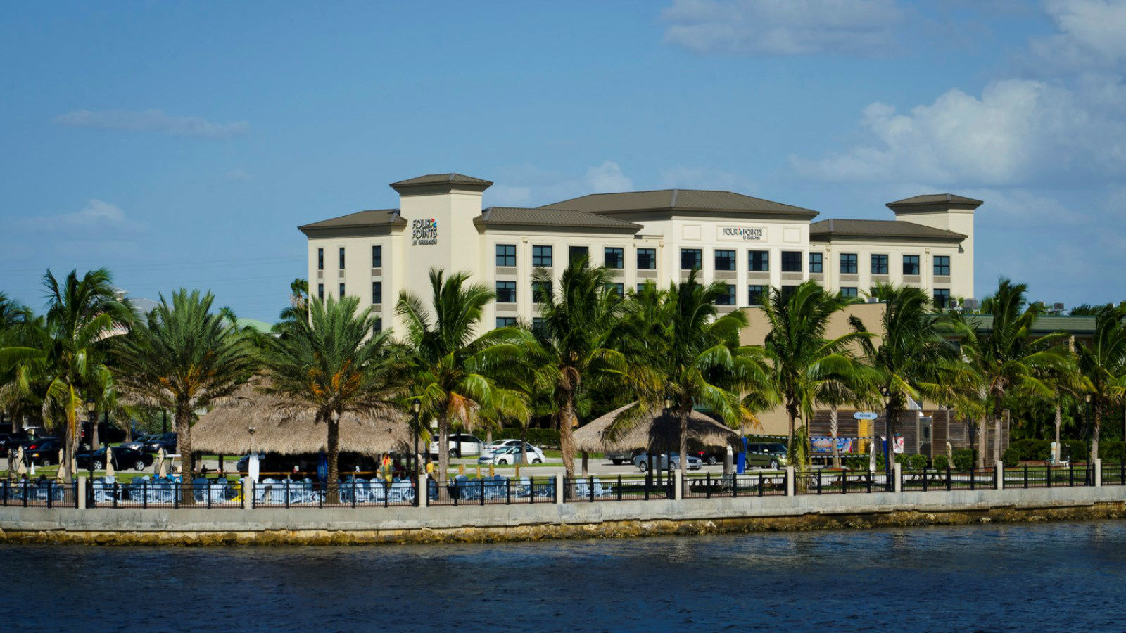 Local Hotel Packages - Four Points Punta Gorda Harborside