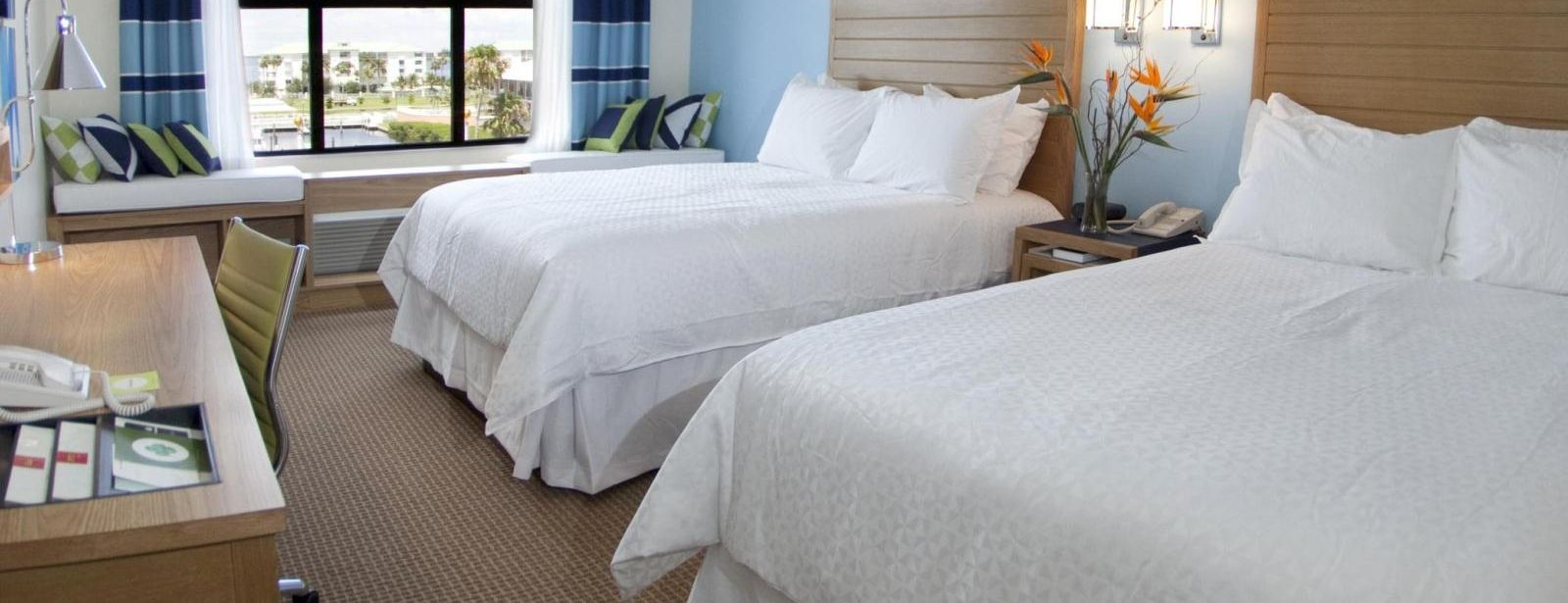 Punta Gorda Accommodations - Accessible Guest Room